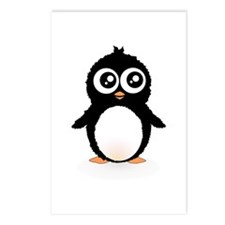 Cute penguin Postcards (Package of 8)
