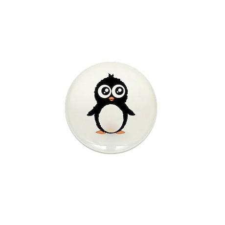 Cute penguin Mini Button (100 pack)