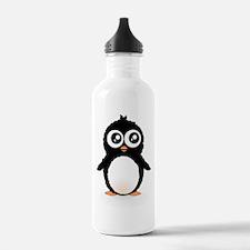 Cute penguin Water Bottle