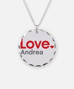 Love Andrea Necklace