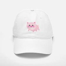 cute pig Baseball Baseball Baseball Cap