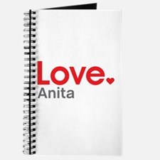 Love Anita Journal