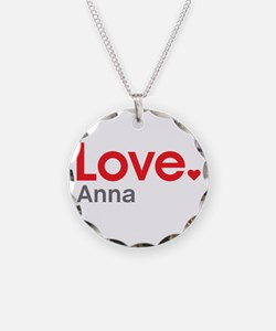 Love Anna Necklace