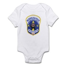 D.C. Police Canine Infant Bodysuit