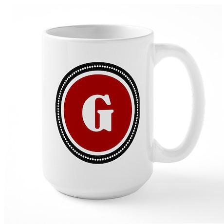 Red Large Mug
