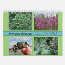 Invasive Species Wall Calendar