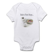 Baby's First Steps Las vegas Bodysuit