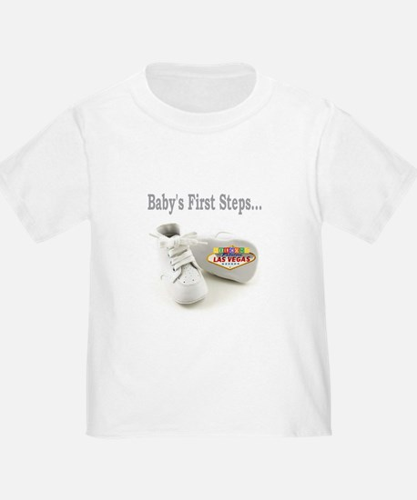 Baby's First Steps T
