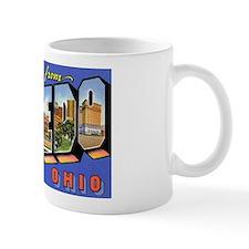 Toledo Ohio Greetings Mug