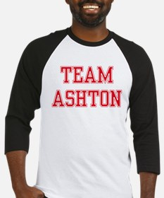 TEAM ASHTON  Baseball Jersey