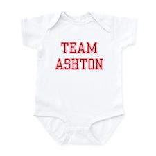 TEAM ASHTON  Infant Bodysuit