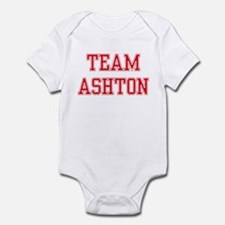 TEAM ASHTON  Infant Bodysuit