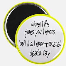 Build A Lemon-Powered Death Ray Magnet