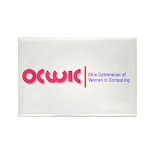 ocwic 2013 logo lg Rectangle Magnet (100 pack)