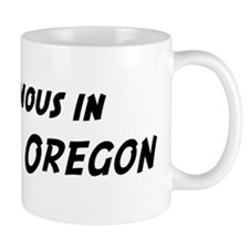 Famous in Bay City Coffee Mug
