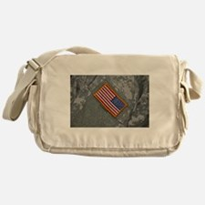 These are my colors Messenger Bag
