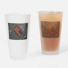 These are my colors Drinking Glass