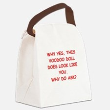 VOODOO Canvas Lunch Bag