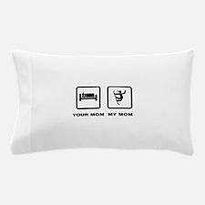 Snowboarding Pillow Case