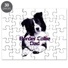 border collie dad Puzzle