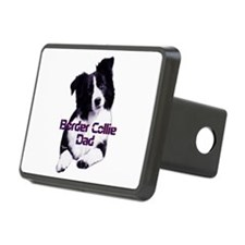 border collie dad Hitch Cover