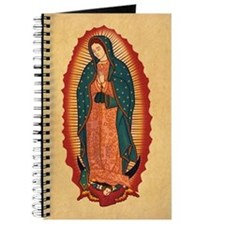 Virgin Of Guadalupe Journal