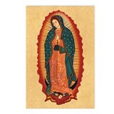 Virgin mary Postcards