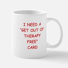 therpy Mug