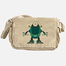 Robo-Droid Messenger Bag