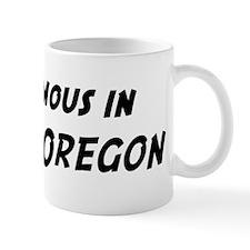 Famous in Baker Mug