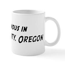 Famous in Baker County Mug