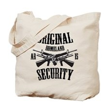 Original Homeland Security Tote Bag