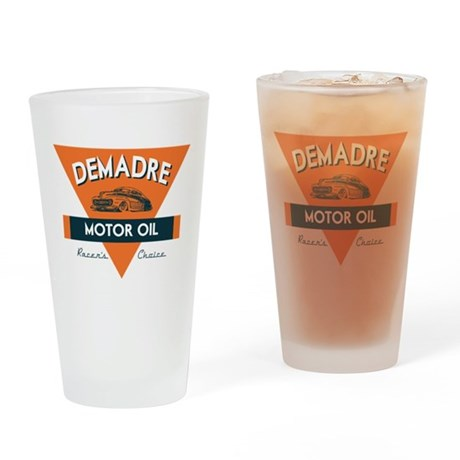 Demadre Motor Oil Drinking Glass By Listing Store 79417525