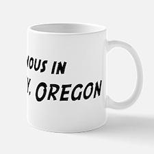 Famous in Baker City Mug