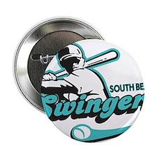 "South Beach Swingers 2.25"" Button"