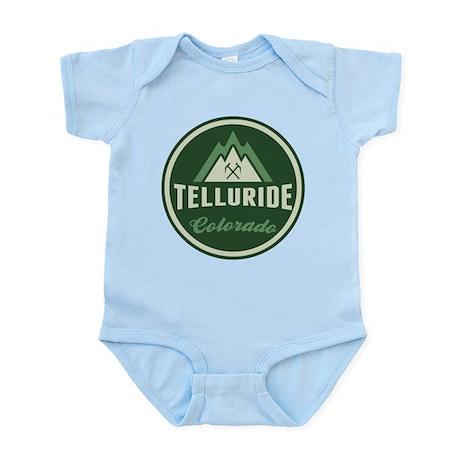Telluride Mountain Circle Infant Bodysuit