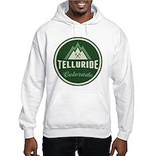 Telluride Mountain Circle Hoodie Sweatshirt