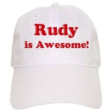 Rudy is Awesome Baseball Cap