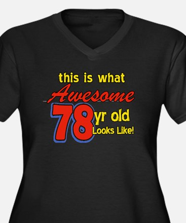 78 Plus Size T-Shirt