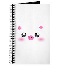 Cute Pig Journal