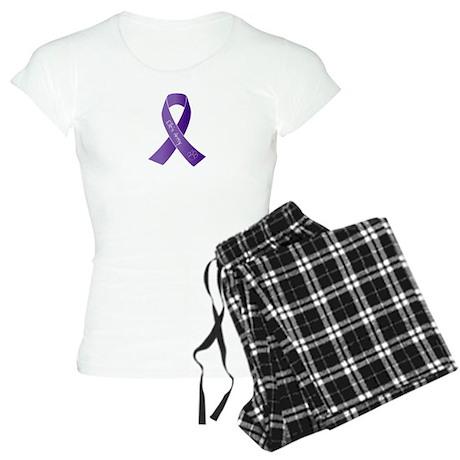 Elles Army Ribbon Pajamas