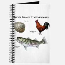Rhode Island State Animals Journal