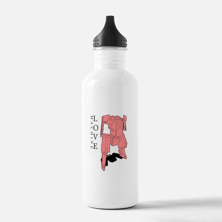Love Machine Water Bottle