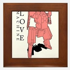 Love Machine Framed Tile