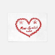 Mini-Spatzi 2 5'x7'Area Rug