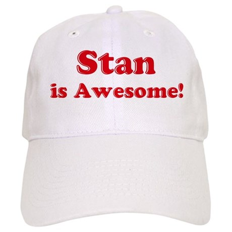 Stan is Awesome Cap