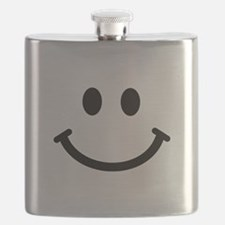 Smiley face Flask