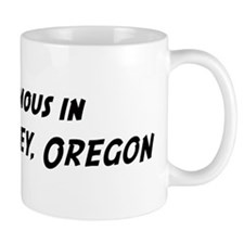 Famous in Happy Valley Mug