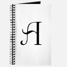 Anglican Monogram A Journal