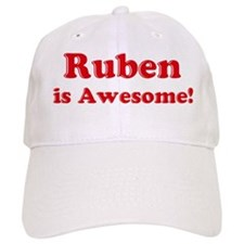 Ruben is Awesome Baseball Cap
